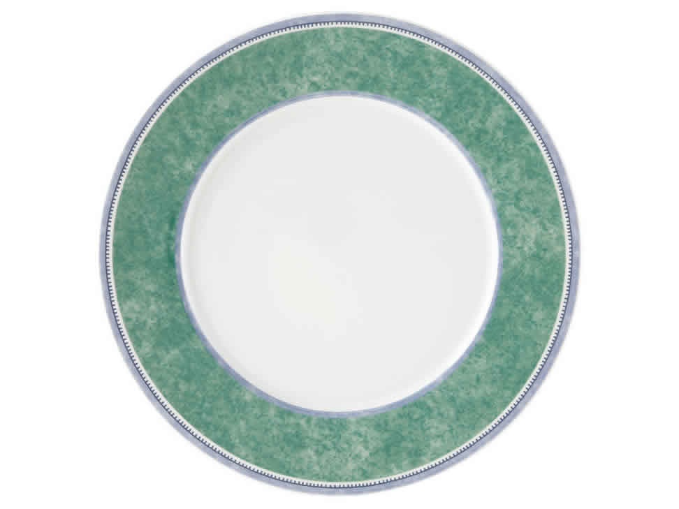 Plato llano villeroy b verde switch 3 costa liverpool es for Plato llano