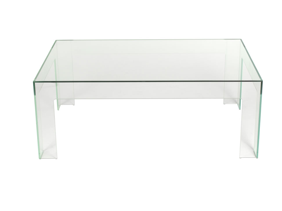 Glass uv mesa rectangular trendy transparente liverpool es for Mesa cristal liverpool
